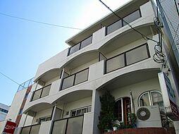市川マンション[2階]の外観