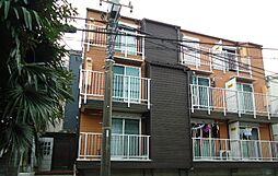 神奈川県横浜市神奈川区神大寺1の賃貸アパートの外観