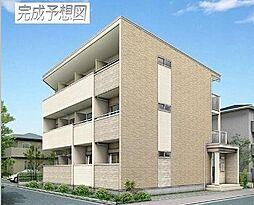 埼玉県さいたま市南区曲本1丁目の賃貸アパートの外観