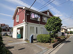 埼玉県さいたま市大宮区吉敷町4丁目の賃貸アパートの外観
