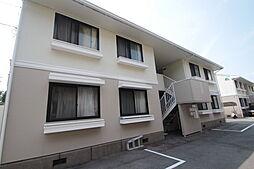 広島県広島市西区井口4丁目の賃貸アパートの外観