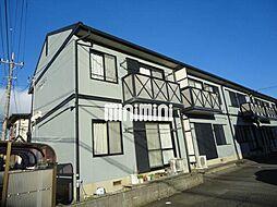 サンモール西沢田B[2階]の外観