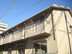 レジデンス新田[2階]の外観