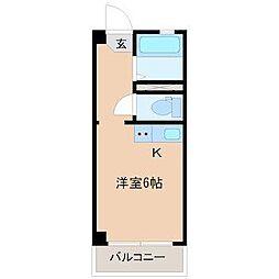 【敷金礼金0円!】コーポ21加納