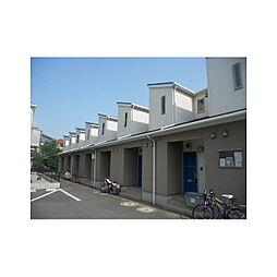 神奈川県川崎市宮前区水沢3丁目の賃貸アパートの外観