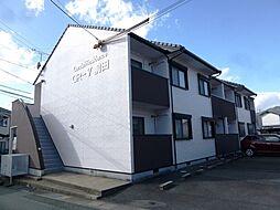GR-V前田[203号室]の外観