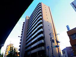 エステムプラザ大阪城パークフロント[13階]の外観