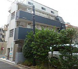 東京都江戸川区平井4丁目の賃貸アパートの外観