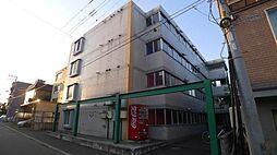北海道札幌市豊平区平岸三条12丁目の賃貸マンションの外観
