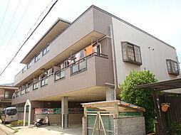明青ハイツ宝塚[203号室]の外観