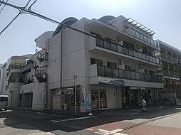 サンデンフラッツ[3階]の外観