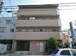 大阪府八尾市中田4丁目の賃貸マンションの外観