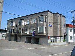 ラポート新札幌B[2階]の外観
