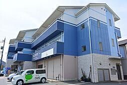 兵庫県神戸市北区有野中町1丁目の賃貸マンションの外観