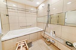 バスルーム 1620サイズのため広々としています