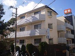 兵庫県神戸市北区若葉台4丁目の賃貸マンションの外観