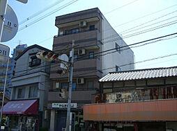 西田土地ビル[4階]の外観