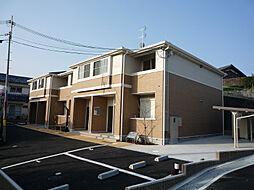 津田くにみ谷'08[2階]の外観