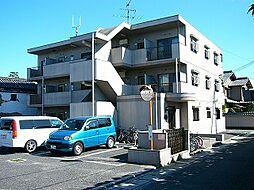 エクセレント岸和田壱番館[2階]の外観