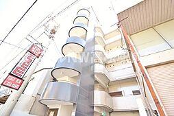 香川県高松市西宝町3丁目の賃貸マンションの外観