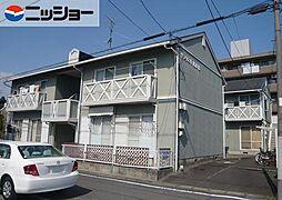 サンクレスト昭和[2階]の外観