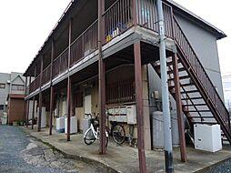 畑田第1アパート[203号室]の外観