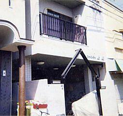 シャンティ上島[3階]の外観