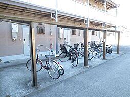 広島県東広島市黒瀬町楢原の賃貸アパートの外観