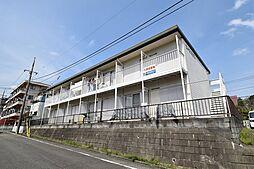 コープ中沢[201号室]の外観