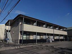 ジュネス永田[2階]の外観