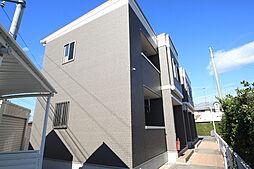 伊予鉄道高浜線 山西駅 徒歩4分の賃貸アパート