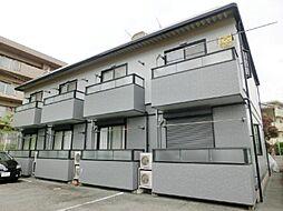埼玉県さいたま市大宮区寿能町2丁目の賃貸アパートの外観