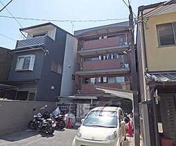 京都府京都市上京区中御門横町の賃貸マンションの外観