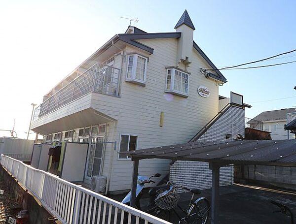 アリス行田2号館[101号室]の外観