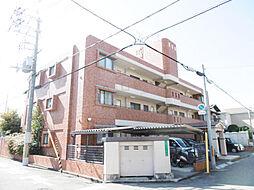 大阪府堺市堺区向陵中町3丁の賃貸マンションの外観