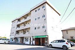 岡山県岡山市北区大元1丁目の賃貸マンションの外観