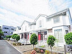 千葉県野田市柳沢の賃貸アパートの外観
