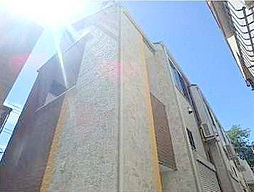 東京都豊島区南長崎2丁目の賃貸アパートの外観
