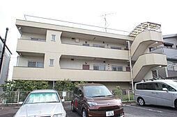 愛知県名古屋市天白区表台の賃貸マンションの外観