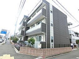 湘南台駅徒歩13分 リブリ・ハナミズキ湘南台[1階]の外観