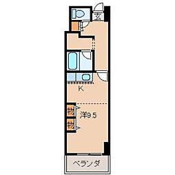 パンテオン[7階]の間取り
