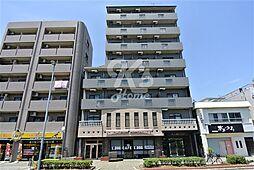 兵庫県神戸市須磨区行幸町1丁目の賃貸マンションの外観