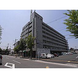 奈良県天理市田井庄町の賃貸マンションの外観