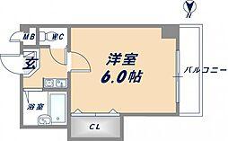 Collection小阪[3階]の間取り