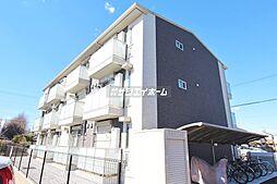 西武新宿線 狭山市駅 徒歩15分の賃貸アパート