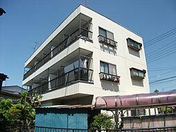 菅原橋スカイマンション[301号室]の外観