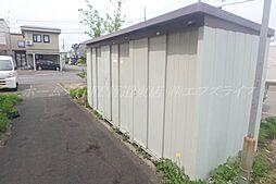 北海道札幌市東区北五十条東15丁目の賃貸アパートの外観