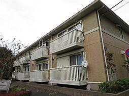 オベルジーヌC棟[1階]の外観