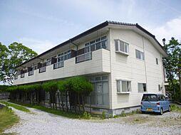 コーポ藤川[102号室]の外観