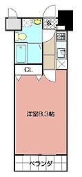 No.71オリエントトラストタワー[19階]の間取り